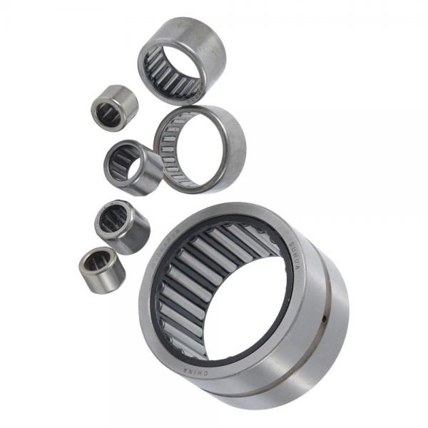 High speed 30*72*19 mm NSK deep groove ball bearing 6306 2RS #1 image